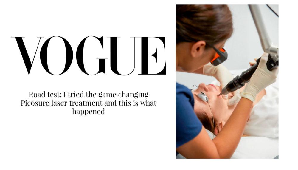 VOGUE – Mit Picosure zu neuem Glow